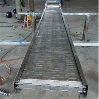 砖厂用链板式送料机多用途 矿用板链输送机型号