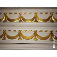 描金石膏线厂广州星洋模具石膏装饰免油漆安装