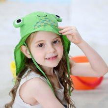 儿童遮阳帽来图定做 儿童防晒遮阳帽定制工厂 户外阳光沙滩帽低价批发厂家 赠品礼品帽子定制
