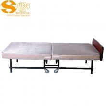 专业生产SITTY斯迪99.2400简约现代客房加床 折叠加床 折叠午休床