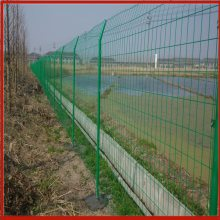 兴来 京式铁艺护栏网 单边丝护栏网 篮球场地围栏网