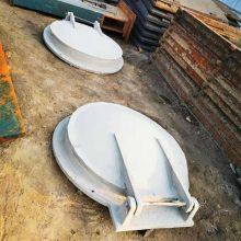 圆形铸铁拍门生产厂家