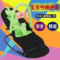 三代/二代哄娃神器 婴儿摇摇椅可折叠方便携带新生儿安抚床幼儿椅