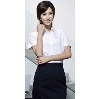 西安职业装衬衫定做 精梳棉翻领 男女商务款 时尚款 格子系列