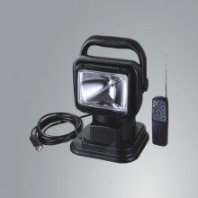 户外T5180智能遥控车载探照灯LED50W12V24V船用搜索75W氙气射灯