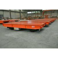 蓄电池电动平车可定制电动轨道地平车移动工具车