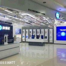 海东 安防门锁展示柜 AQARAVOC 厂家生产免安装