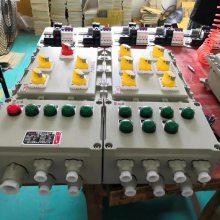 BXM(D)-10/100k壁挂式多回路防爆配电箱价格