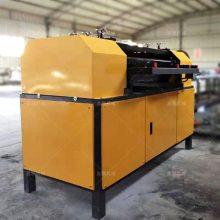 河北鑫鹏散热器拆解机新型散热器分离设备厂家销售