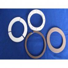 聚四氟乙烯刮油环 PTFE导向环 四氟节流环