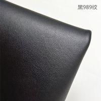 二层牛皮料黑色黄牛皮箱包真皮989纹牛皮二层皮料