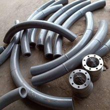 铝铁合金耐磨弯头厂家直销