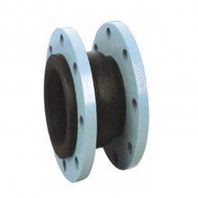 粤镁特 单球体橡胶挠性接管 软接头 法兰式软连接