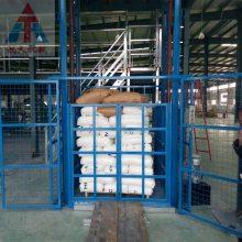 航天 导轨式升降机 安阳HTSJD-6电动液压升降货梯 小型运货平台 价格合理