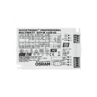 欧司朗QTP-M插拔管电子镇流器1x26-42S/2x26-32S