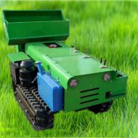 柴油多功能施肥机价格 大马力座驾式旋耕松土机 葡萄果树施肥开沟机