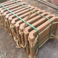 绿色环保户外水泥花箱 成品组合式仿木花桶花盆