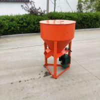 多功能小麦拌药机小型立式水稻拌种机 150斤种子包衣机图片