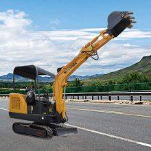 小挖掘机多少钱一台 微型挖掘机型号 多用途小型挖挖机 操作简单
