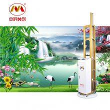 北京优中优(图)-墙体彩绘机前景-泉州墙体彩绘机
