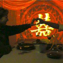 全息餐厅光影餐厅-全息餐厅-(硕弘科技)