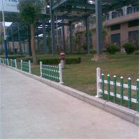 公园绿化带护栏 城市绿化塑钢围栏 人行道隔离护栏