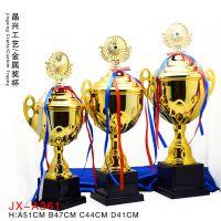 精兴工艺品 冠军奖杯 金属奖杯厂家 运动会奖项 金属制品