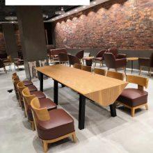南京星巴克桌子 星巴克咖啡桌订制 韩尔品牌工厂