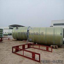 天津一体化泵站 天津污水提升一体化泵站 耐腐蚀