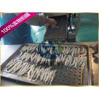 哪里购买小银鱼裹浆机 银鱼裹糠设备 厂家直销