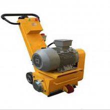 混凝土路面铣刨机 手推式柴油汽油电动拉毛机