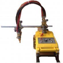 济宁腾宇牌CG1-30半自动火焰切割机-双头钢板气割机厂家