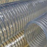 日照营县昌厂家批发耐温耐油食品级钢丝蒸气橡胶管