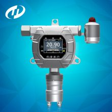 新闻点型防爆合格认证的在线式氧浓度探测仪TD600S-O2