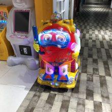 宝贝游乐玩具电动摇摆机 摇摇乐批发零售厂家 宝宝唱歌互动摇摆机生意好