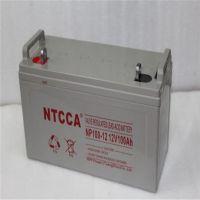 恩科蓄电池NP100-12 铅酸免维护蓄电池 太阳能蓄电池批发价格
