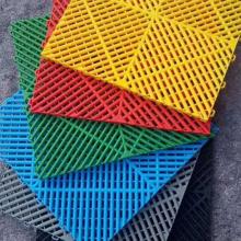 免挖槽塑料漏水地垫 PP拼接格栅 加强型耐冷耐热排水沟网 品牌成信