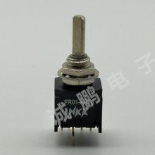 NKK日本原装进口 FR01-AR16 10mmDIP旋转开关