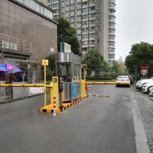 上海不停车收费 车牌识别 小区管理系统 无感支付