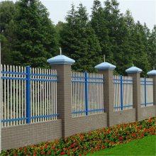 创业基地围墙护栏 锌钢护栏网 村庄隔离网