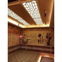 合肥汗蒸房材料厂家,汗蒸洗浴装修设计,温泉汗蒸大厅安装承建