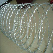 铁路刺丝滚笼 刺丝滚笼哪里有 带刺铁线安装
