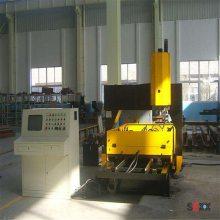 数控平面钻床 对钢结构行业的优势 数控平面钻床