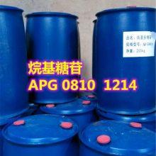 烷基糖苷0810/1214乳化剂 表面活性剂 洗涤专用APG烷基糖苷