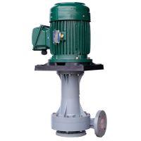 国宝KD型可空转耐腐蚀直立式槽外立式泵