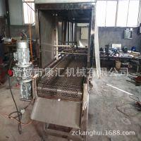 广西猪头烧毛机 猪蹄液化气烧毛机 康汇机械双层保温 耐高温材质