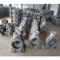 离心式水泵配件泵体,叶轮,轴套A中泉泵业图