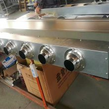 承接非标风机盘管定制 厂房大棚用射流型风机盘管