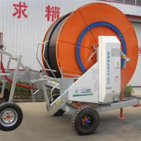 农用喷灌机价格是多少?霖丰200米灌溉设备