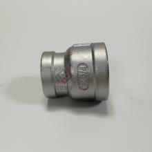 SUS304不锈钢直通 DN25变DN20不锈钢直通 变径直通316